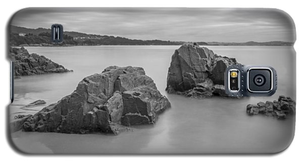 Seselle Beach Galicia Spain Galaxy S5 Case by Pablo Avanzini