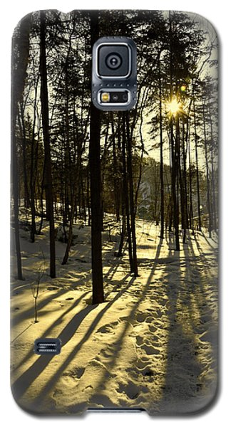 Shadows Galaxy S5 Case by Robert Knight