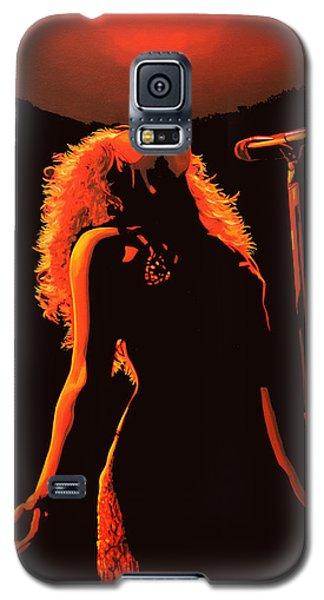 Shakira Galaxy S5 Case by Paul Meijering