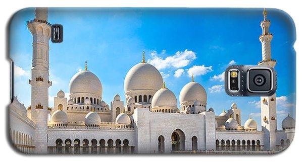 Sheikh Zayed Mosque - Abu Dhabi - Uae Galaxy S5 Case by Luciano Mortula