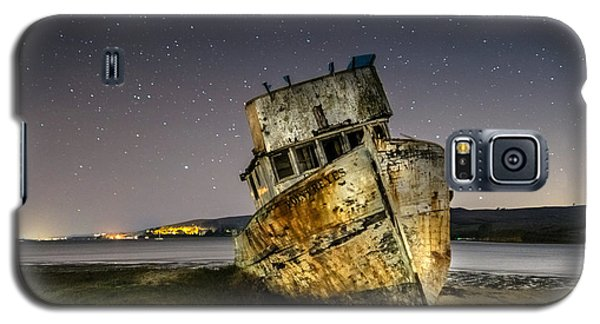 Shipwreck Galaxy S5 Case