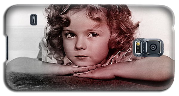 Shirley Temple Galaxy S5 Case