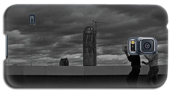 Silent Musical Work Galaxy S5 Case by Evgeniy Lankin