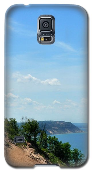 Sleeping Bear Dunes Iphone Case Galaxy S5 Case