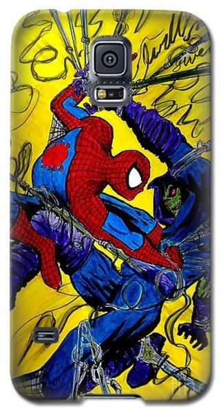 Sleepwalker 7 Galaxy S5 Case by Justin Moore