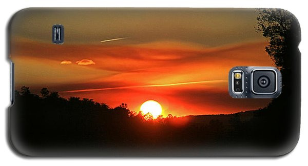 Smokin' Payson Sunset Galaxy S5 Case
