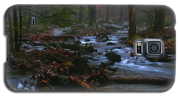 Smoky Mountain Color Galaxy S5 Case