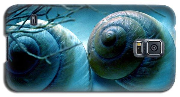 Snail Joy  Galaxy S5 Case by Colette V Hera  Guggenheim
