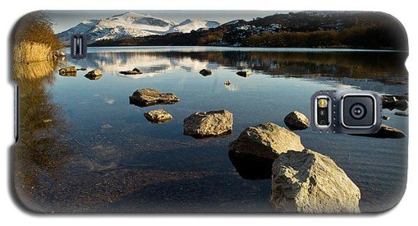 Snowdon And Llyn Padarn Galaxy S5 Case