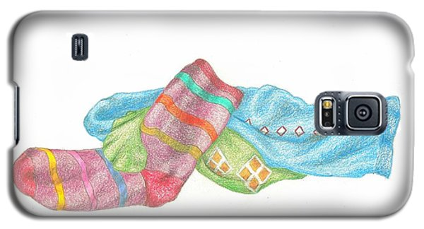 Socks 1 Galaxy S5 Case