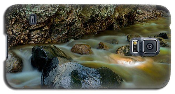 Softly Flowing Brook Galaxy S5 Case