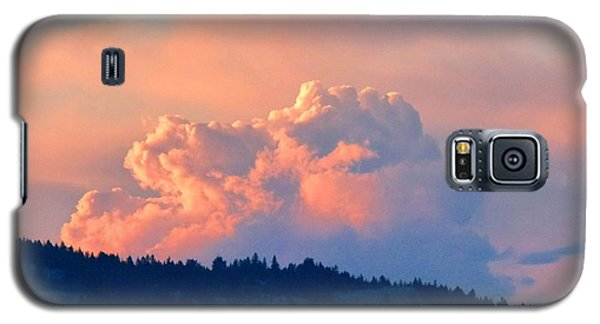 Soothing Sunset Galaxy S5 Case