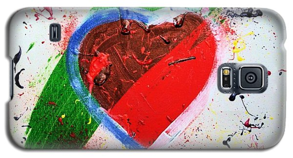 Sophie Galaxy S5 Case by Artists With Autism Inc