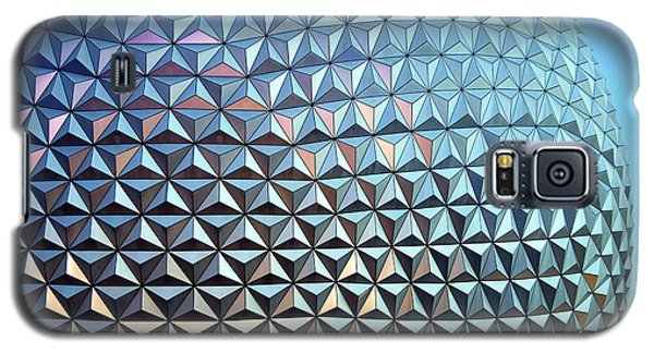 Galaxy S5 Case featuring the photograph Spaceship Earth by Cora Wandel