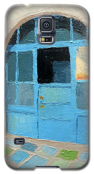 Spanish Arts Village Galaxy S5 Case