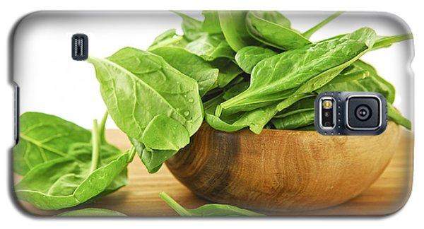 Spinach Galaxy S5 Case