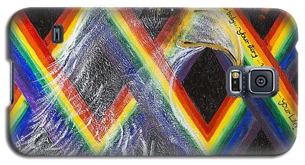 Spirit Eagle Galaxy S5 Case