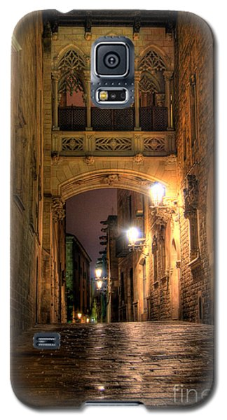 Spirit Of Gaudi Galaxy S5 Case