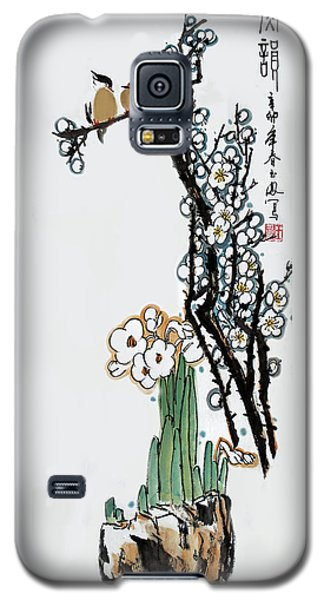 Galaxy S5 Case featuring the photograph Spring Melody by Yufeng Wang
