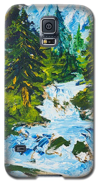 Spring Run-off Galaxy S5 Case