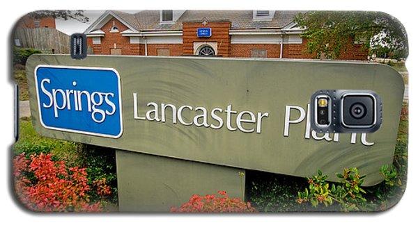 Springs Lancaster Plant Galaxy S5 Case