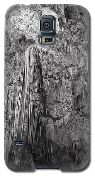 Stalactites In The Hall Of Giants Galaxy S5 Case by Melany Sarafis