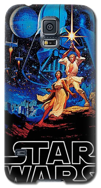 Star Wars Galaxy S5 Case - Star Wars by Farhad Tamim