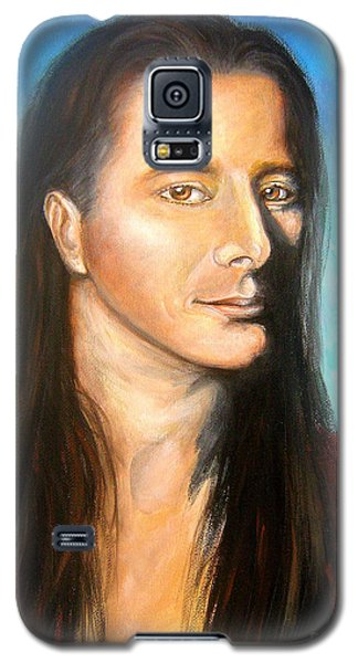 Steve Perry Galaxy S5 Case