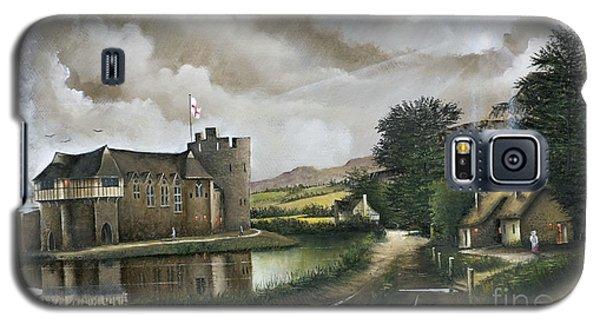 Stokesay Castle Galaxy S5 Case