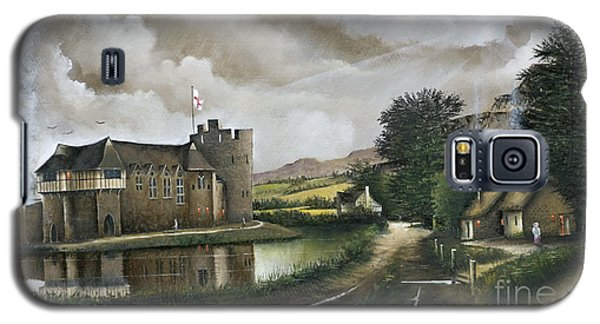 Stokesay Castle Galaxy S5 Case