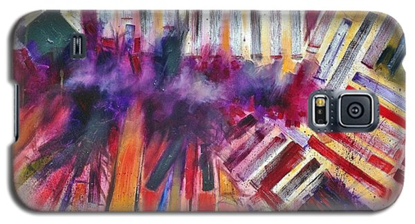 Galaxy S5 Case featuring the painting Storm Brewer by Jason Williamson