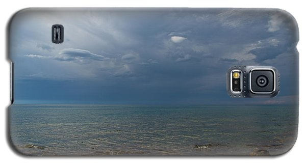 Storm Over Lake Superior Galaxy S5 Case