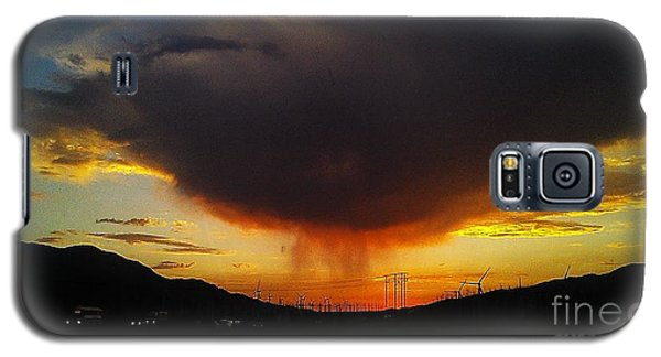 Storms Coming Galaxy S5 Case by Chris Tarpening