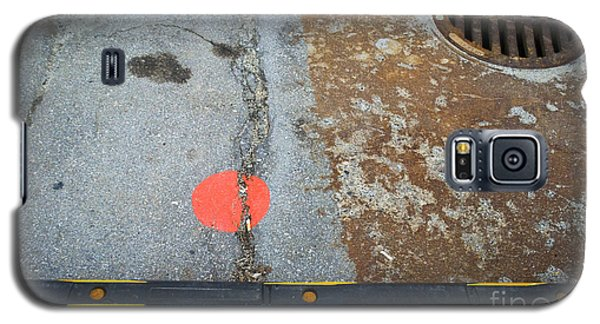Street Markings  Galaxy S5 Case