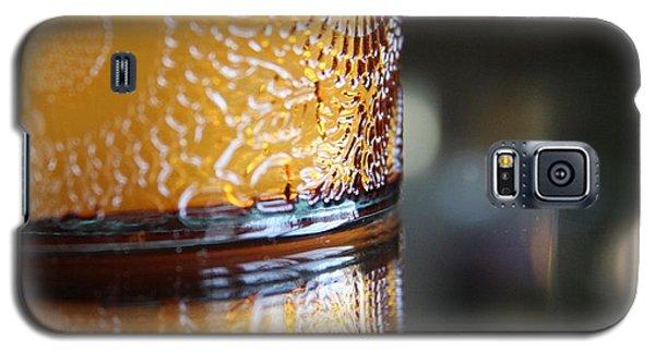 Studies In Glass ...amber  Galaxy S5 Case by Lynn England