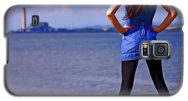 Summer Dress Galaxy S5 Case by Craig B
