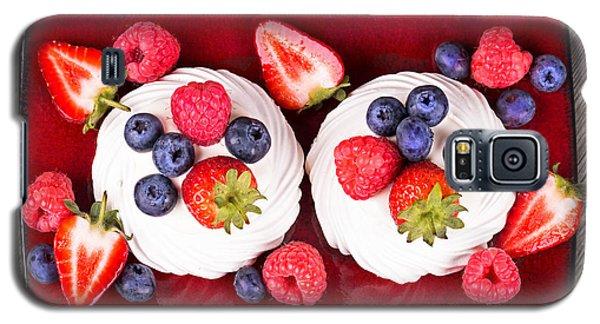 Summer Fruit Platter Galaxy S5 Case by Jane Rix