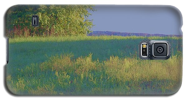 Galaxy S5 Case featuring the photograph Summer Light by Shirley Moravec