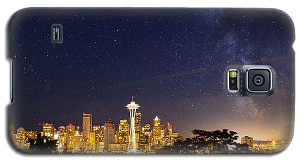 Summer Nights Galaxy S5 Case