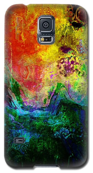 Summer Solstice Galaxy S5 Case