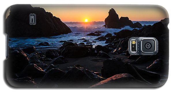 Sun Kissed Galaxy S5 Case by CML Brown
