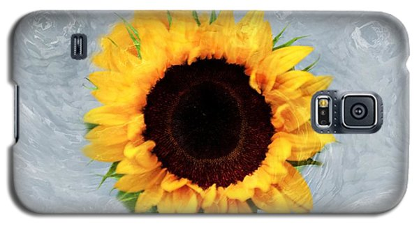 Galaxy S5 Case featuring the photograph Sunflower by Bill Howard