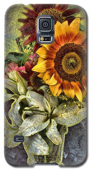 Sunflower Et Al. Galaxy S5 Case