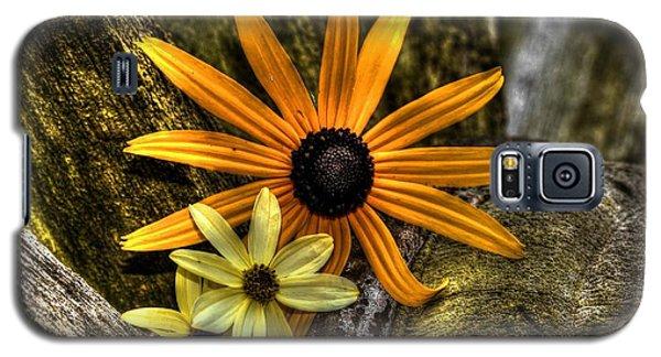 Sunny Galaxy S5 Case by Michaela Preston