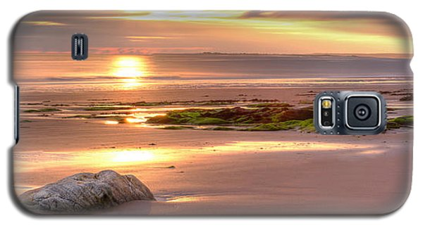 Sunrise At Nairn Beach Galaxy S5 Case