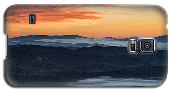 Sunrise At Pounding Mills Galaxy S5 Case