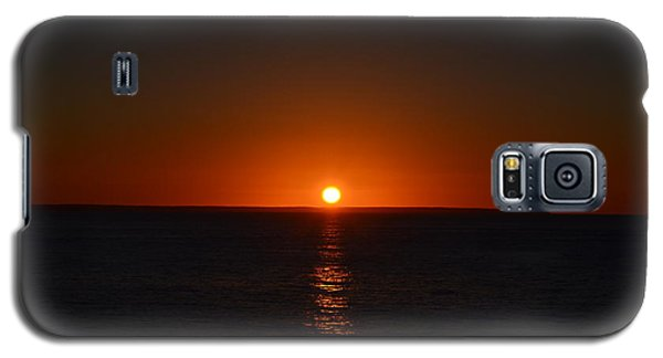 Sunrise Galaxy S5 Case by James Petersen