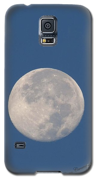 Sunrise Moon Galaxy S5 Case