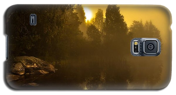 Sunrise Galaxy S5 Case by Rose-Maries Pictures