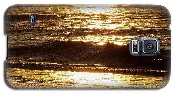 Sunrise Waves Galaxy S5 Case